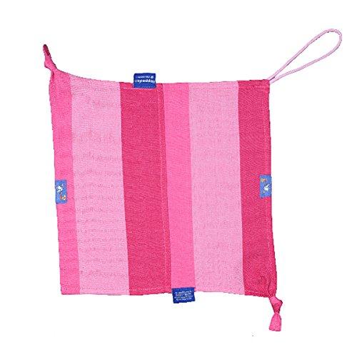 Hoppediz St-mia Schnuffel- und Spucktuch, rosa