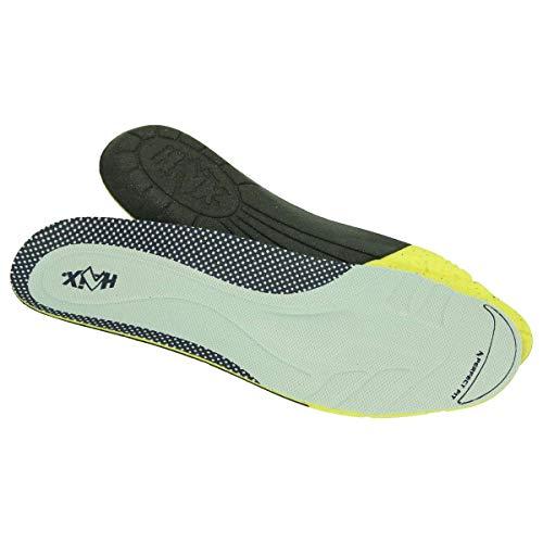 Haix Einlegesohle BE Safety weit, Farbe:grau, Schuhgröße:45 (UK 10.5)