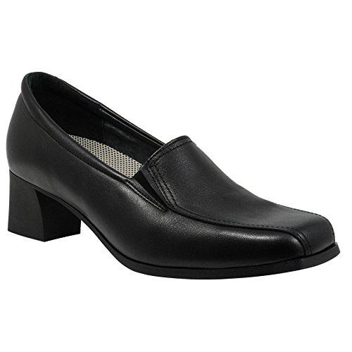 Ejendals 2702-4,5 Chaussures de travail Jalas 2702 Laura Taille 4,5, noir, 4.5