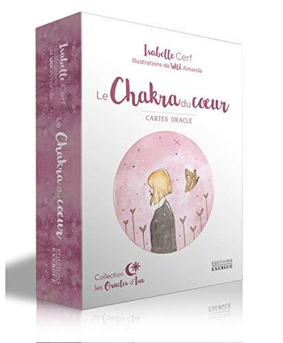 Le Chakra du Coeur - Les Oracles d'Isa - Coffret
