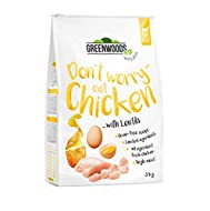 Greenwoods Chicken With Lentils, Potatoes And Egg 3Kg Dry Cat Food Holistic Science Formulation With...