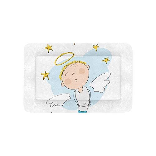 Flying Angel Cartoon Fee Schaukel Extra Große Individuell Bedruckte Bettwäsche Weiche Hundebett Für Welpen Und Katzen Möbel Matte Höhlenauflage Kissenbezug Innen Geschenk Lieferanten 36 X 23 Zoll