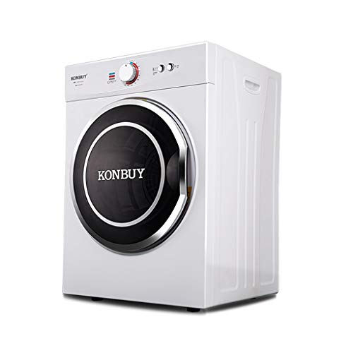 Wäschetrockner GYJ30-28 Kleine Umgekehrte Wirkung, 3kg Kapazität, 2 Heizstufen Und Timing-Funktion, Weiß