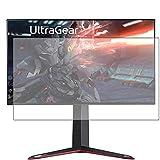 Vaxson 3 Unidades Protector de Pantalla, compatible con LG UltraGear Gaming Monitors 27GN950 27' Display Monitor [No Vidrio Templado] TPU Película Protectora