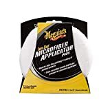 Meguiar's X3080EU Tampons Applicateurs Microfibres