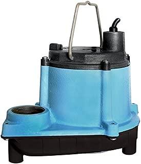 Little Giant 506160 51979 Sump Pump For WRSC-6, Black