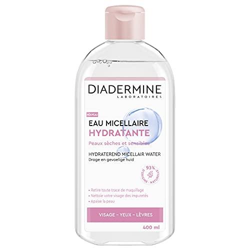 Diadermine - Eau Micellaire Nettoyante Hydratante...