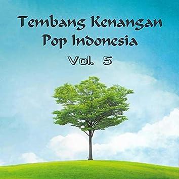 Tembang Kenangan Pop Indonesia, Vol. 5