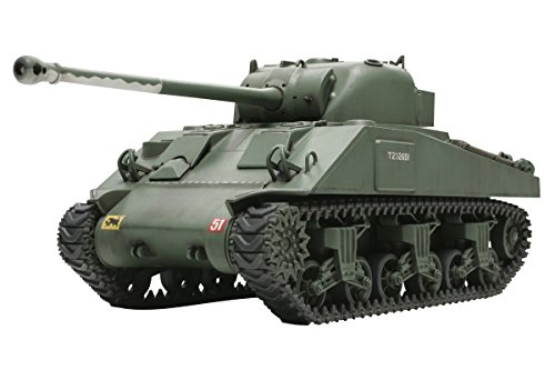タミヤ 1/48 ミリタリーミニチュアシリーズ No.32 イギリス陸軍 戦車 シャーマン IC ファイアフライ プラモ...