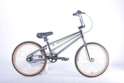 """New York Bicycle Co. WHLY-20 20"""" BMX Wheelie Bike"""
