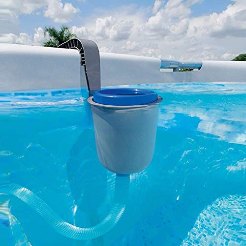 Intex, 58949, Skimmer Deluxe, groß (für Pumpen ab 3.028 Liter/Std.) ideal für große Pools