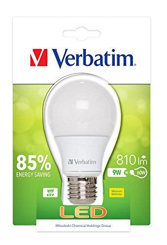 Verbatim LED Classic A E27, 9 W 52601