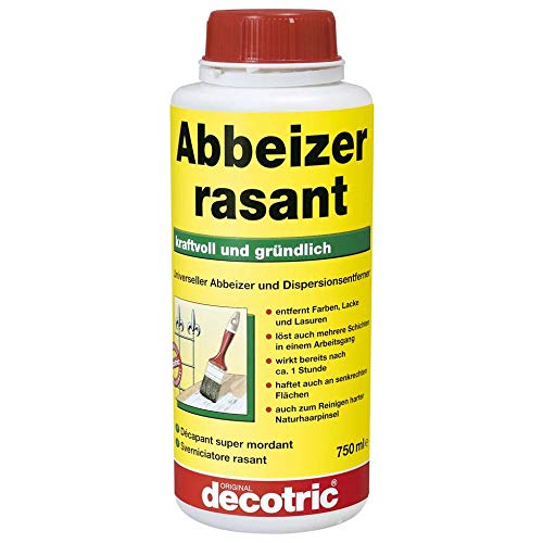 decotric Abbeizer rasant 0,75 Liter