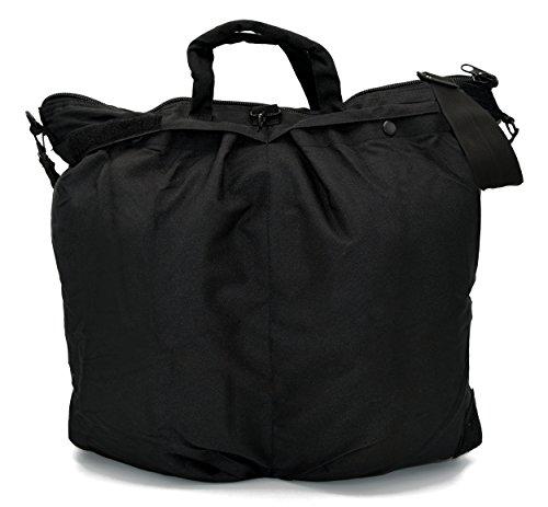 The Aerodyne Borsa Porta Casco da Volo Pilota Militare Flight Helmet Bag (Nera)