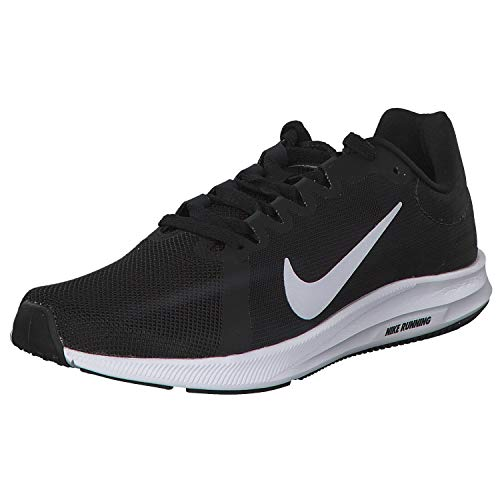 Nike Downshifter 8, Zapatillas de Running Mujer, Negro (Black/White-Anthracite 001), 38 EU
