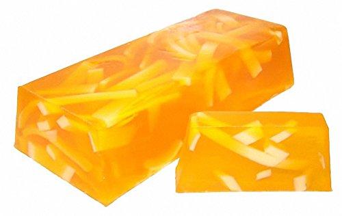 Savon Zeste d'orange 100g - à l'huile d'olive, artisanal naturel.