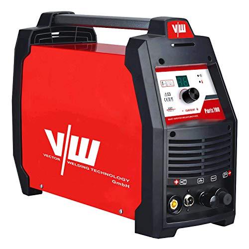 Vector Paris 700 Plasmaschneider mit 70 Ampere Schneidet bis 24 mm Plasma Cut Inverter Schweißgerät Plasma cutting cutter, HF Pilot Zündung, Ohne Kontaktzündung,5 Jahre Garantie