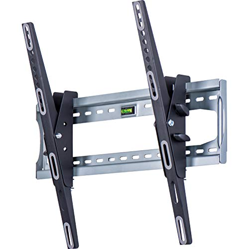 AmazonBasics Performance variable, neigbare TV-Wandhalterung mit konkaven Armen für 81,2-177,8 cm (32-70 Zoll) TV-Geräte