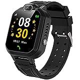 Reloj Inteligente para niños Kids Smartwatch para niños Niñas Juego de teléfono Smart Watch para...