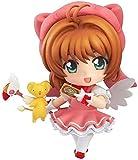 Card Captor Sakura Card Captor Sakura Kinomoto Nendoroid Plantilla figurita 4inches Juguete Estatua