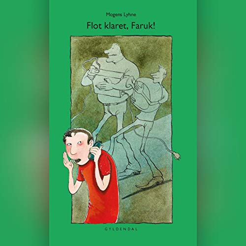 Flot klaret, Faruk cover art