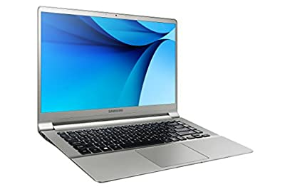"Samsung Electronics NP900X3L-K06US Notebook 9 13.3"" Laptop (Iron Silver)"