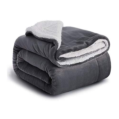 CXQD Sofá cama manta de franela de lana de cordero manta colcha de una sola oficina siesta gruesa chal cubierta de la pierna manta de estudiantes almuerzo descanso invierno vestir capa
