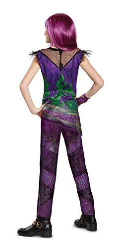 Disguise Mal Deluxe Costume Purple
