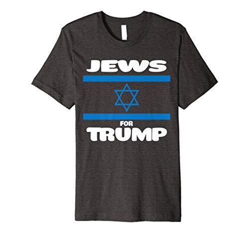 Juden Jüdische Israel Fahne für Trump Pro Unterstützung