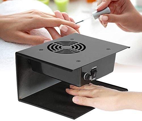 Essiccatore per unghie ad aria calda e fredda da 300 W, Asciugatura rapida per Asciugare entrambe le mani, per Smalto per unghie convenzionale