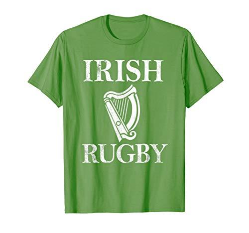 Ireland Sports Gift: Irish Rugby T-Shirt