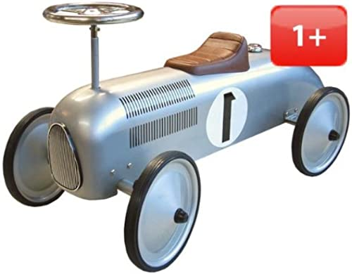 Great Gizmos GG8337 - Classic Racer, Silber