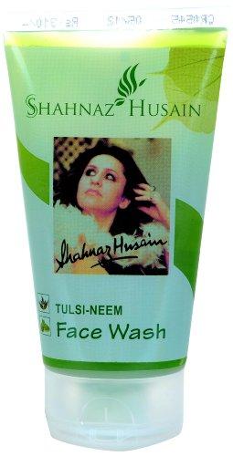 Shahnaz Husain Tulsi Neem Face Wash, 50g