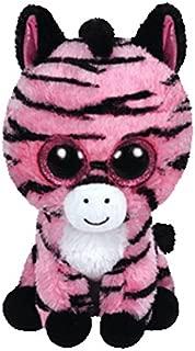 TY Beanie Boo Plush - Zoey the Zebra 15cm