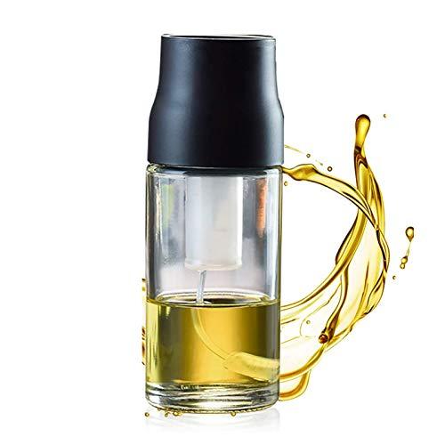 U/N Aceite pulverizador dispensador pulverizador vinagre, Aceite de Oliva Cocina Botella de Spray para cocinar, Ensalada, Hornear, Barbacoa, Asar, Parrilla, freír - Dieta Saludable, 150ml
