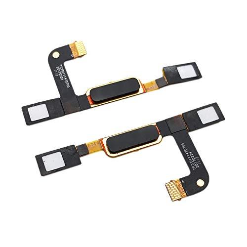 Zhouzl Repuestos Nokia Botón Inicio/botón Sensor de Huellas Dactilares Flex Cable for Nokia N5 5 TA-1053 TA-1021 TA-1024 Repuestos Nokia