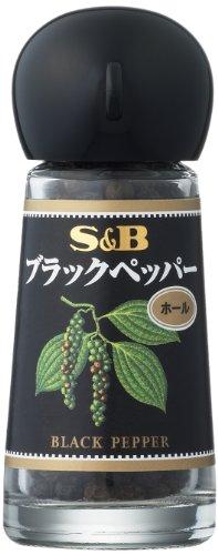 S&B ブラックペッパー(ホール) 16g×5個