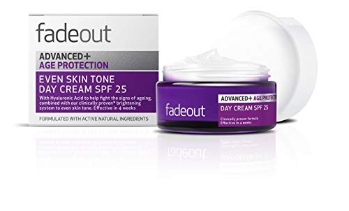 Fadeout Advanced + Age Protection Day Cream SPF 25 Anti-Age Tagescreme mit Hyaluronsäure und...