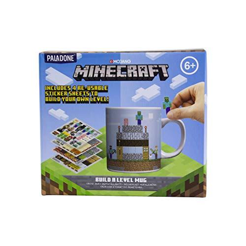 Taza Minecraft imanes