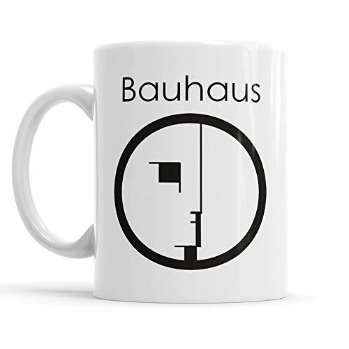 LaMAGLIERIA Tasse Mug Bauhaus - Tee/Kaffee-keramiktasse Design Mug