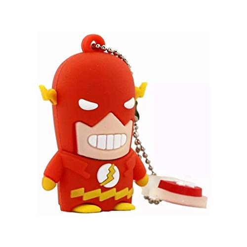 Clés USB Flash Drives USB Memory Stick Man Lecteur Creative Araignée Le Pouce Flash Drive for Le Stockage de données U Disque for Ordinateur PC TV Voiture macbook (Color : Spider Man, Size : 128GB)