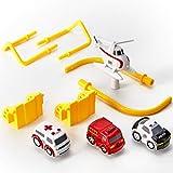 hahaland Replacement Parts for CubicFun Race Tracks – Cars,...