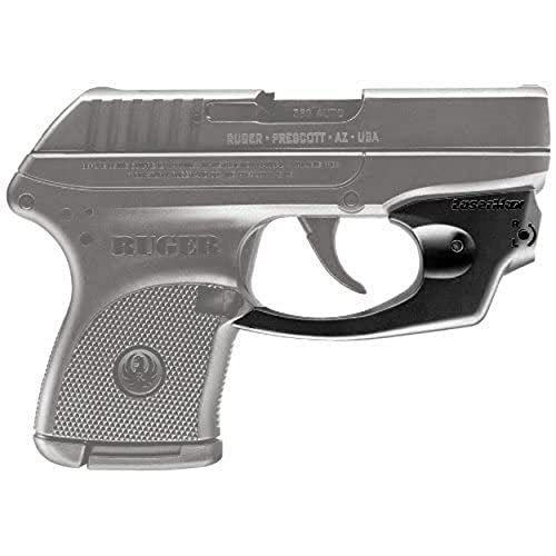 LaserMax CenterFire Laser (Red) CF-LCP For Use On Ruger LCP, Multi
