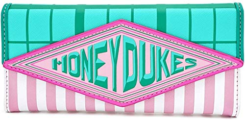 Loungefly Harry Potter Honeydukes Tri-Fold Wallet