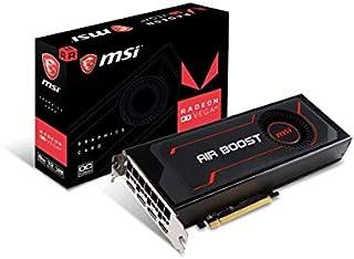 MSI Radeon RX Vega 64 Air Boost 8G OC - Tarjeta Gráfica VEGA