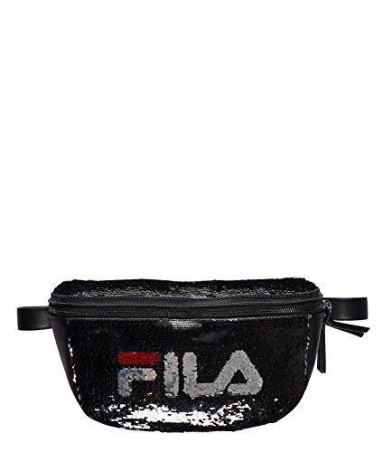 Luxury Fashion | Fila Dames 685201002 Zwart Pailletten Heuptas | Lente-zomer 20