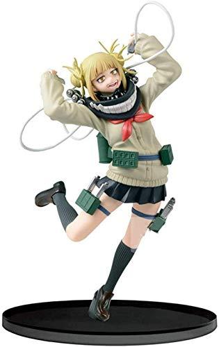 Anime Figure Anime Figura mi héroe académico Shigaraki Tomura Himiko Toga PVC Toys Heroes Boku No Héroes académicos Modelo Figurine