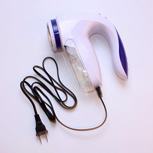 Lint Tessuto portatile rasoio elettrica dei vestiti Remover Rimuove tessuto Lint pillole Fluff maglione Coperte Fuzz Shaver, Lint Shaver