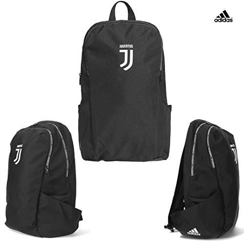 JUVENTUS Zaino ID Sportivo 2019/20-100% Originale - 100% Prodotto Ufficiale - Colore Nero - Taglia Unica