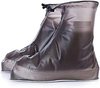 112d5b68f4d HANNEA Fashion Waterproof Women Men Rain Snow Boots Shoes Covers for  Outdoor Fishing